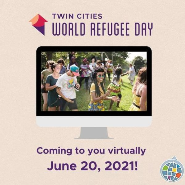 Twin Cities World Refugee Day promo image