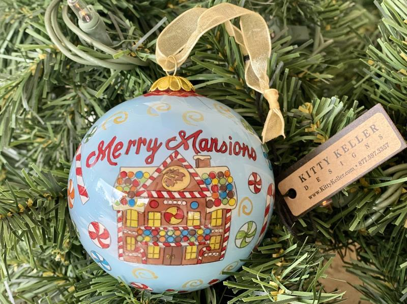 Merry Mansiions - The Houstonian