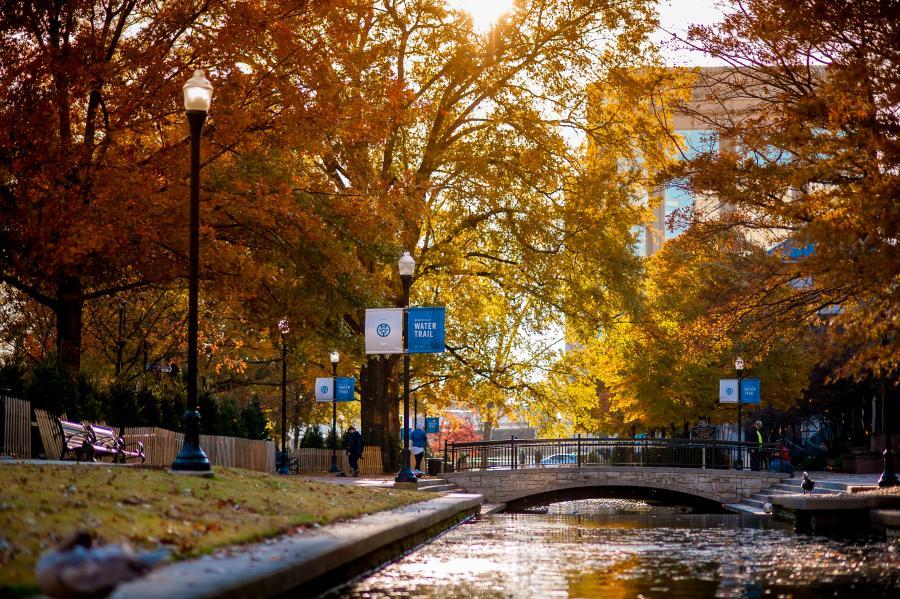 Fall - Big Spring Park East