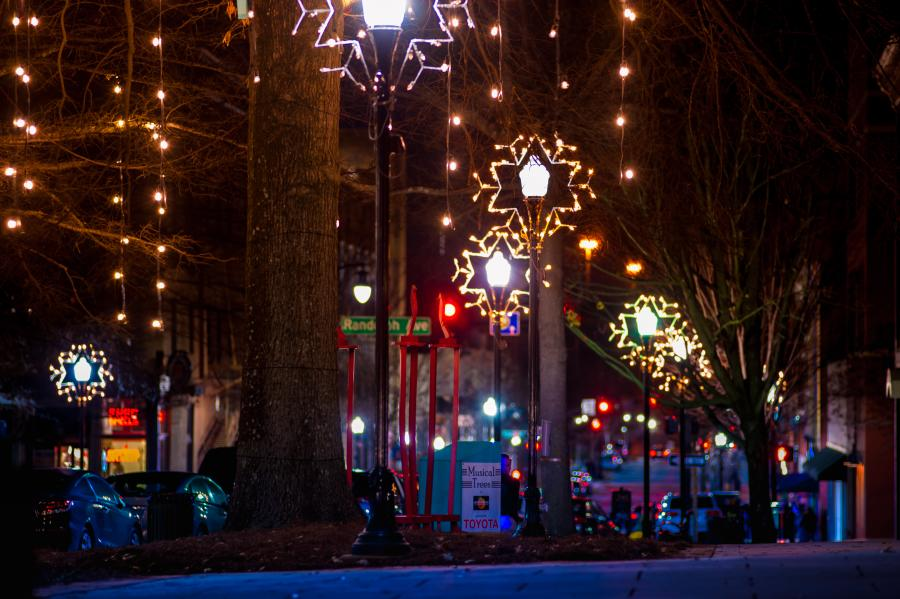 Christmas in Downtown Huntsville