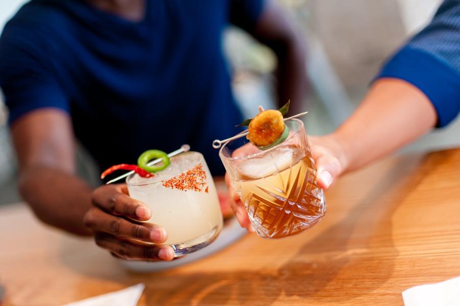Cocktails La Esquina Cocina
