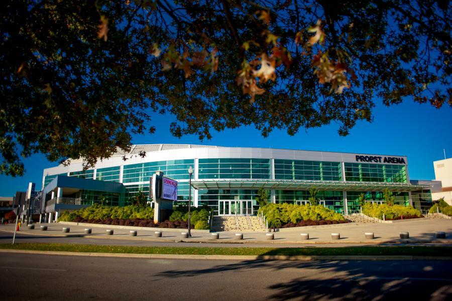 Von Braun Center - Propst Arena - Kadie Pangburn