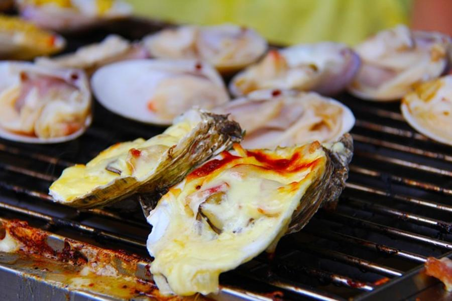 Oyster BBQ