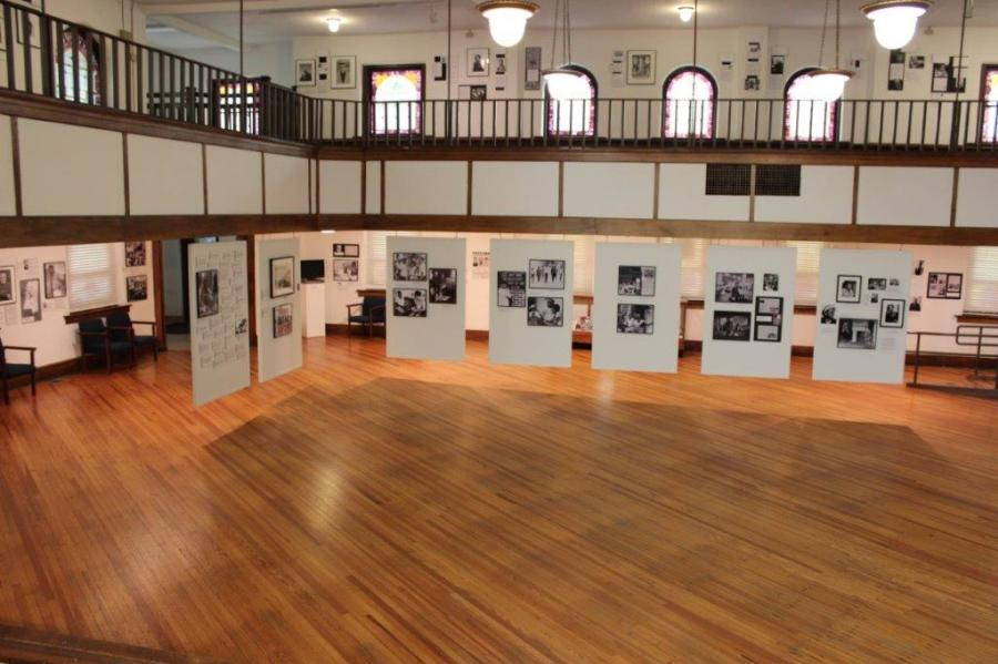 Interior Gallery at The Kansas African American Museum