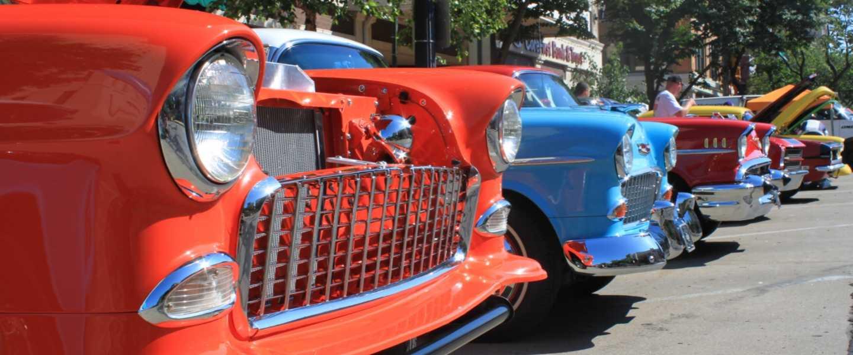 cruisin capitol car show