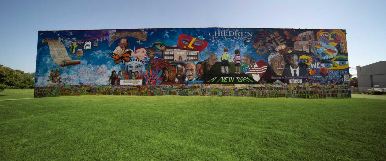 Brown V. Board National Historic Site Mural | Topeka, KS
