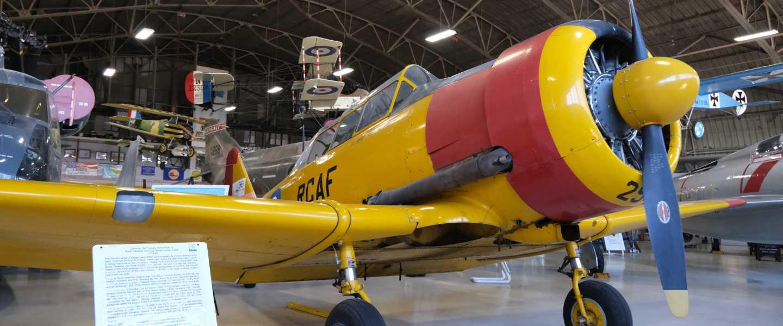 Visit Topeka's Combat Air Museum
