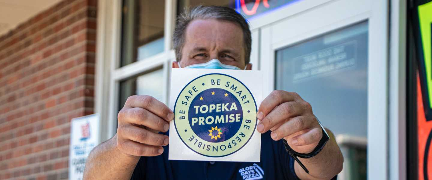 Topeka Promise Decal