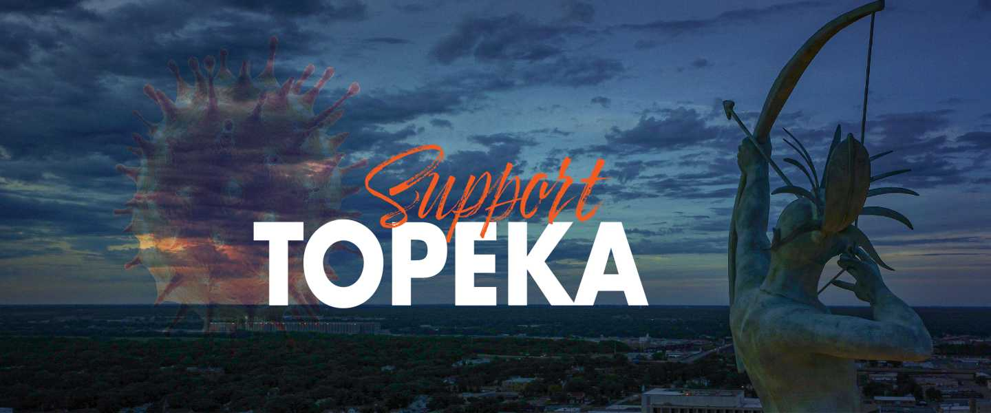 Support Topeka Home Page Header