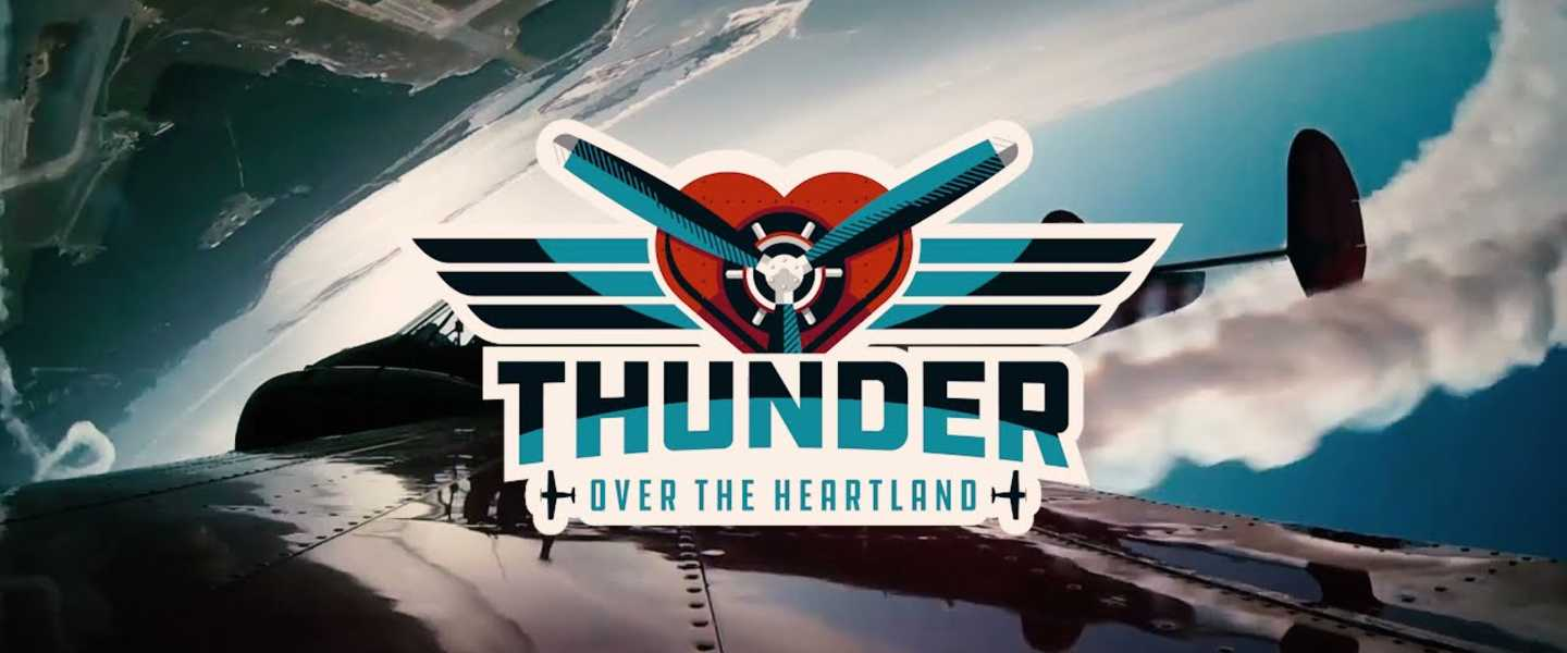 Thunder Over the Heartland Airshow 2021 - Topeka Airshow at Forbes Field
