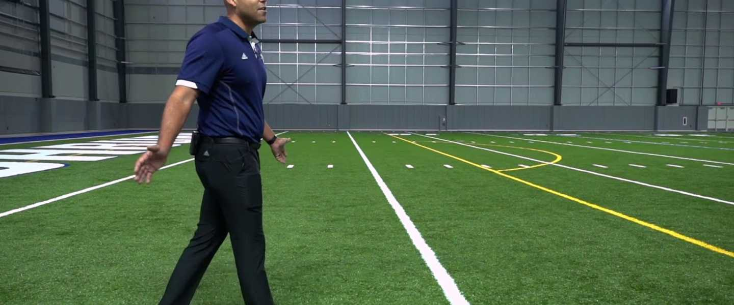 Washburn Indoor Athletic Facility - Official Tour