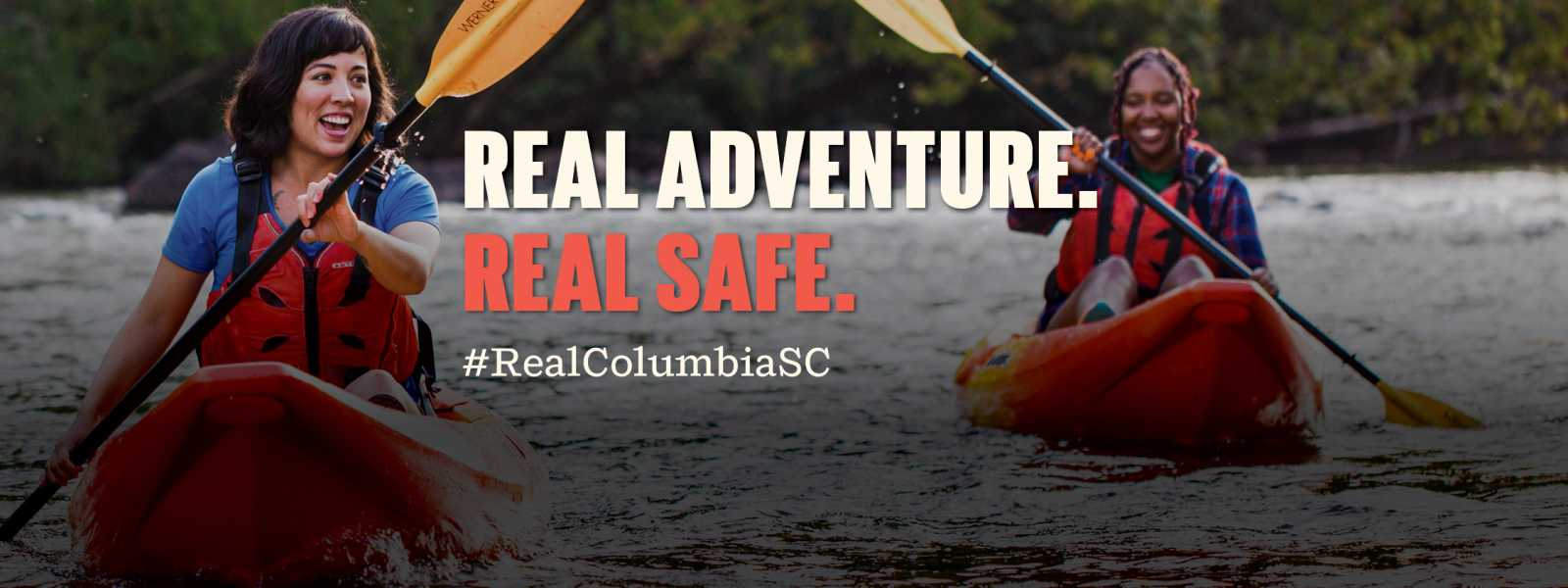 Real Adventure. Real Safe.