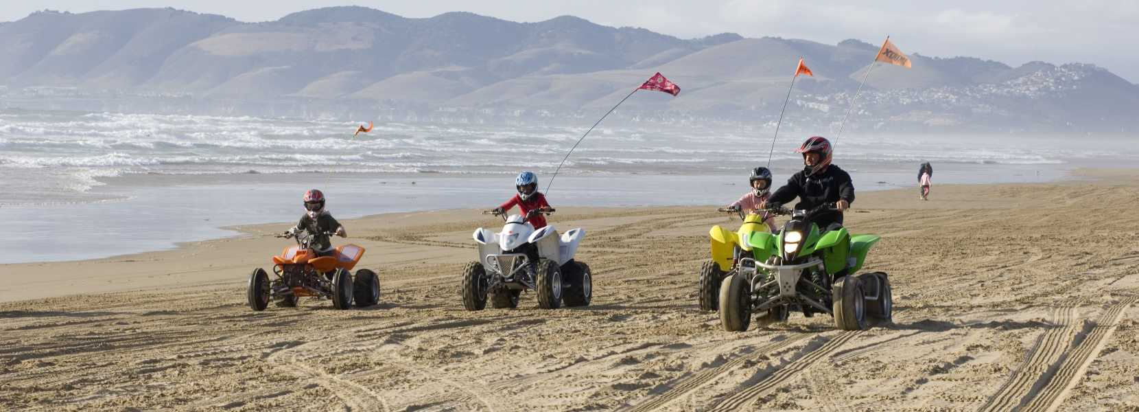 Oceano Dunes   Pismo Beach Sand Dunes & Recreation Area