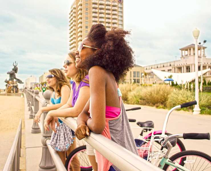 Attractions At The Virginia Beach Boardwalk