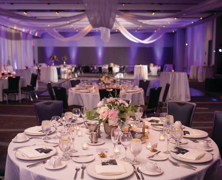 Virginia Beach Convention Center Wedding Planning Inspiration