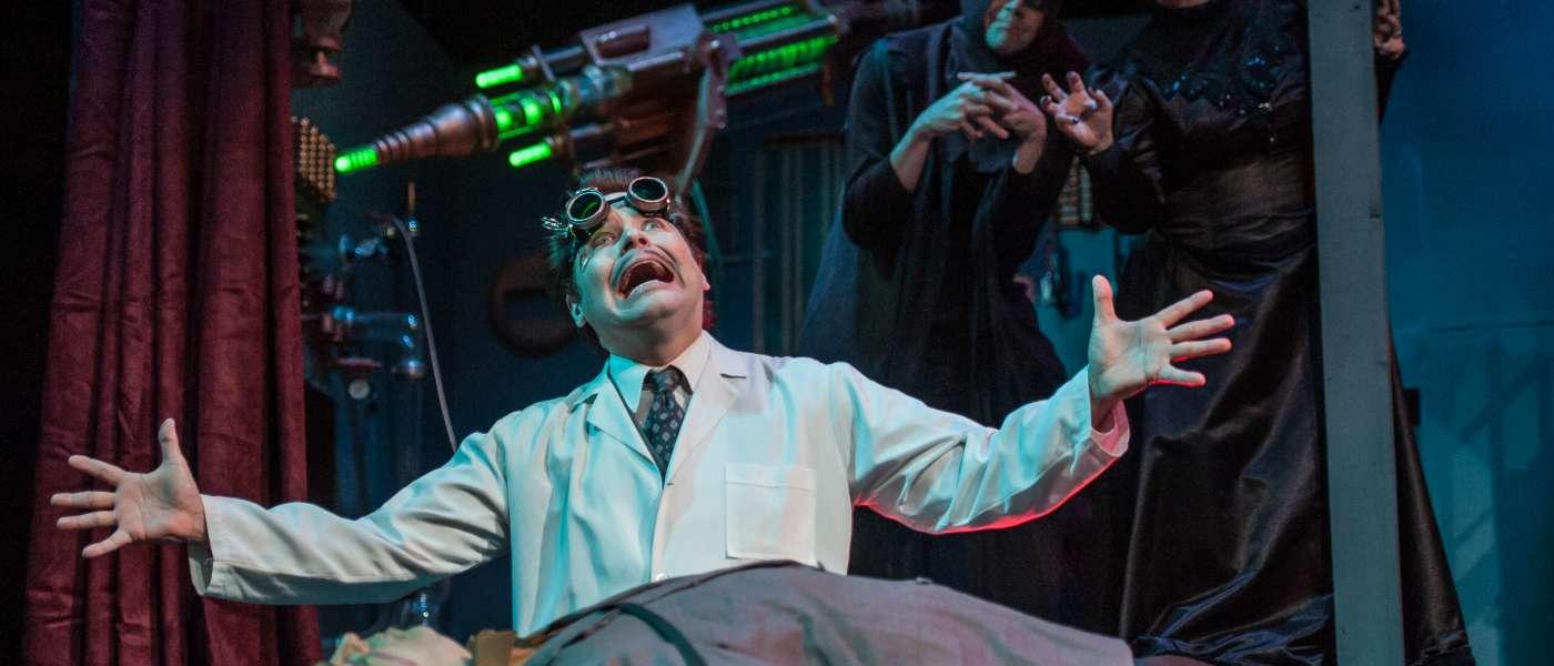 Young Frankenstein at Workshop Theatre