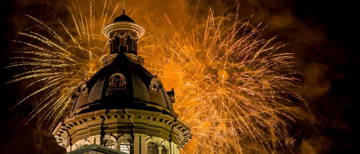 FHNY Fireworks