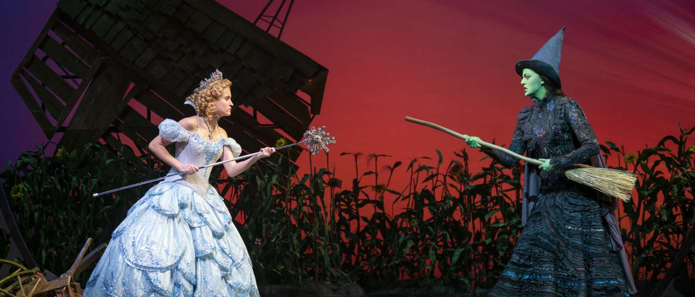 Photo of the musical Wicked