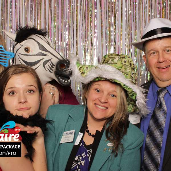 101st Chamber Annual Meeting Photobooth Continued