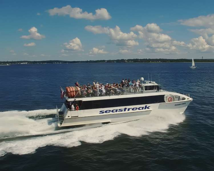 Block Island Ferry - Bristol