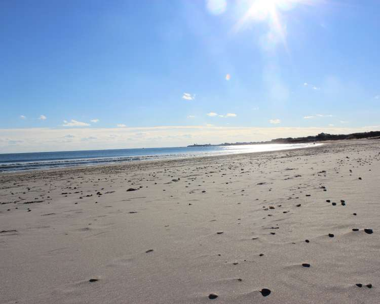 Scarborough State Beach in Narragansett