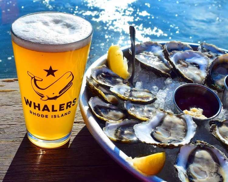 Whalers Brewing Company_South Kingstown_South County