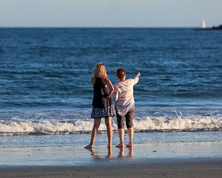 Easton's Beach-Newport