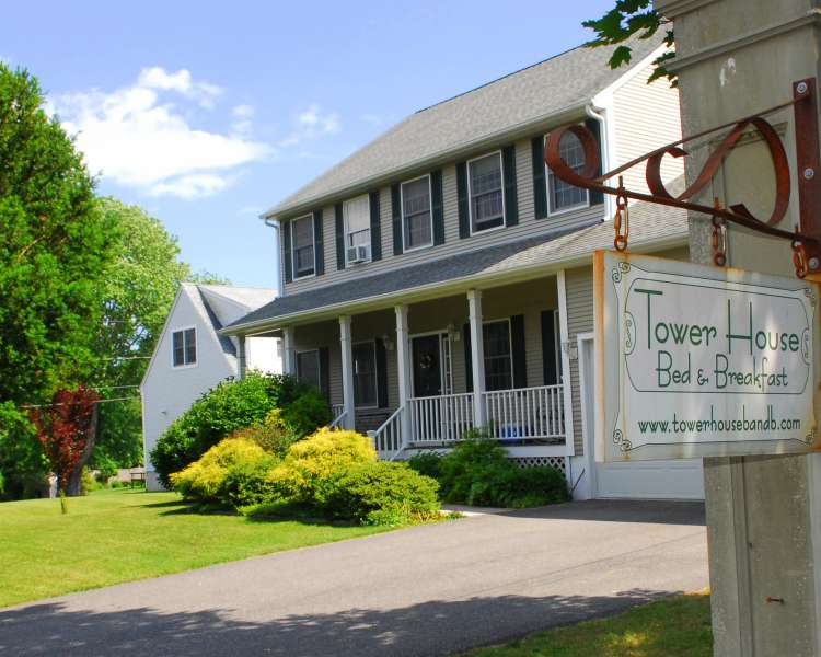 Tower House Bed & Breakfast in Narragansett, RI