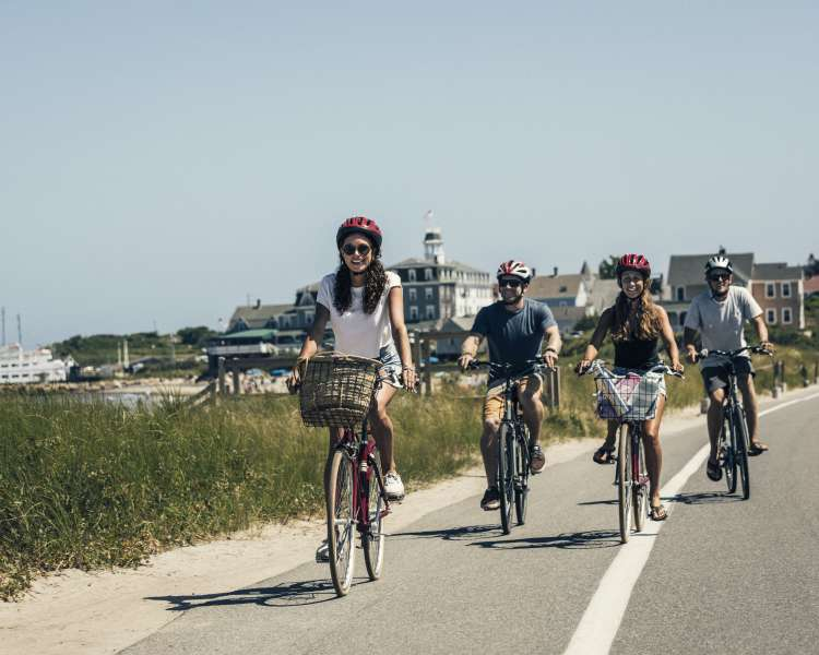 Block Island Bicycle Tour