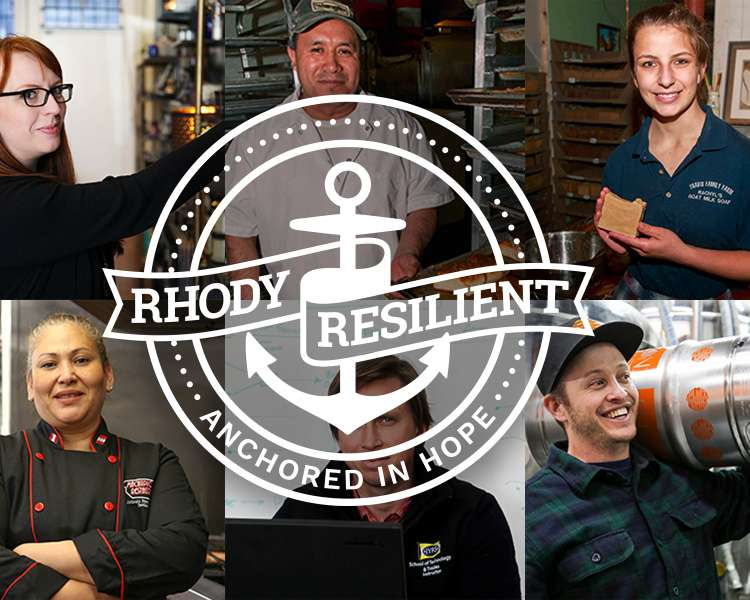 Rhody Resilient: Anchored in Hope