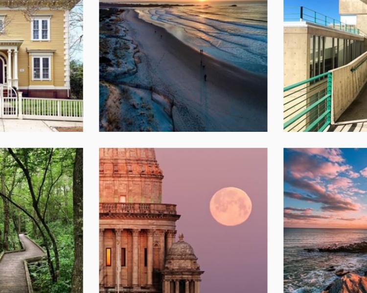 Rhode Island Instagram Pic