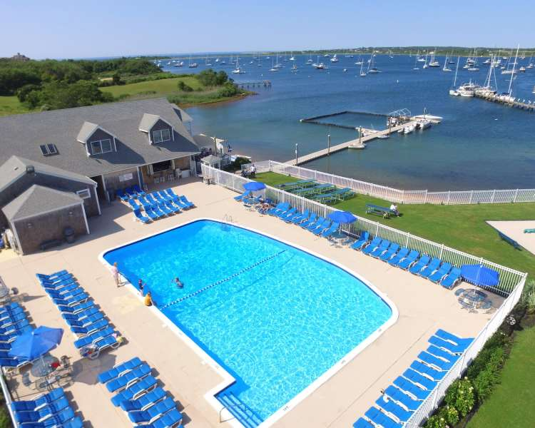 Champlin's Resort Pool
