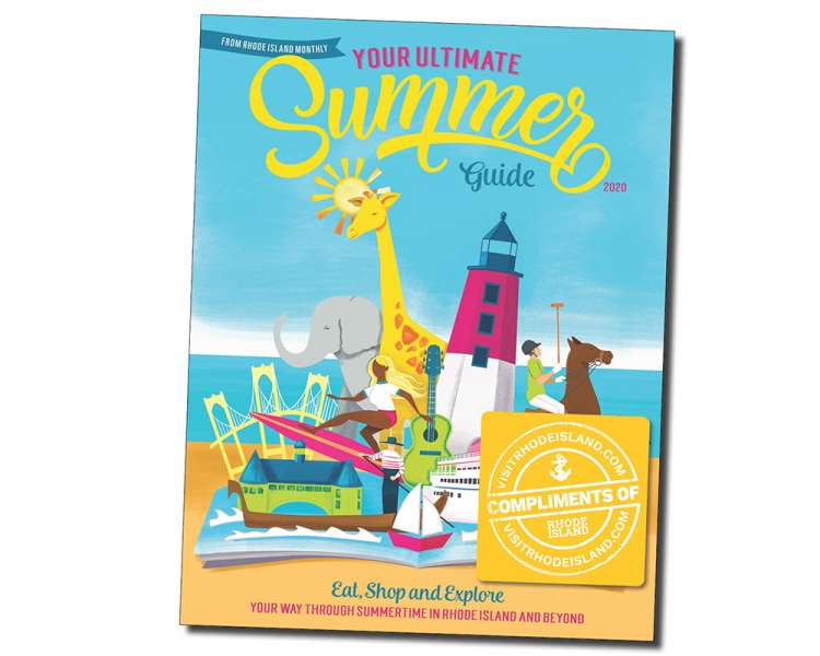 Rhode Island 2020 Summer Guide
