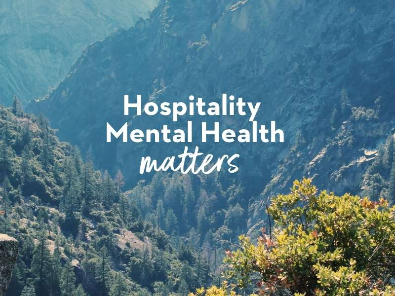 Hospitality Mental Health Matters Video Series