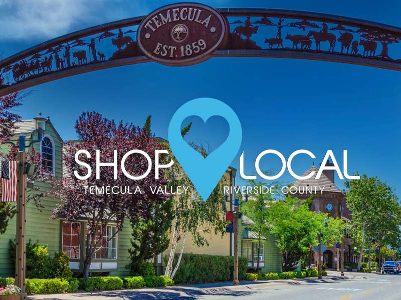 Shop Local in Temecula Valley