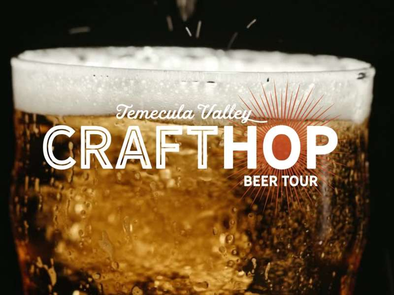 Crafthop Beer Tour in Temecula Valley