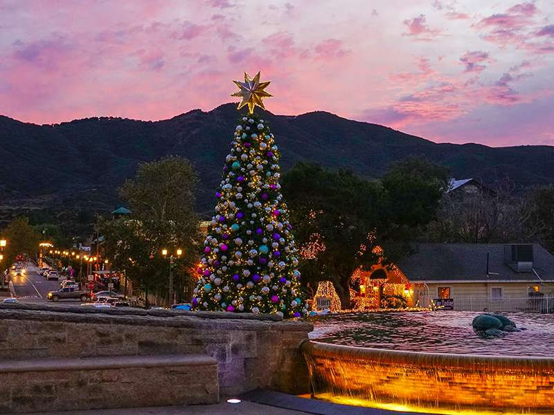 Winterfest in Temecula Valley
