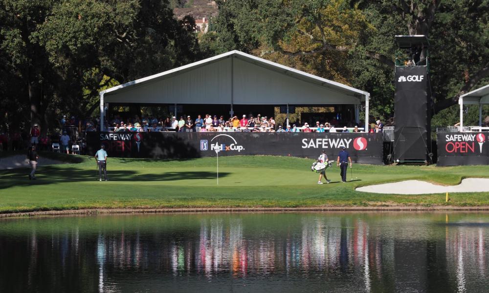Safeway Open Returns to Napa | PGA Tour Oct  4-6, 2018 - The Visit