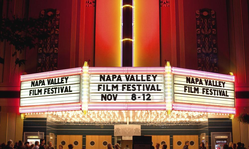 Napa Valley Film Festival 2017