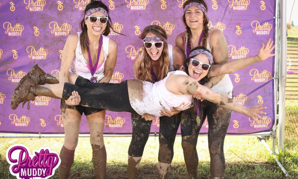 Calistoga Pretty Muddy Run