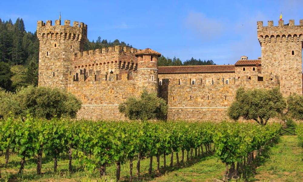Family Friendly Napa Valley – Castello di Amorosa