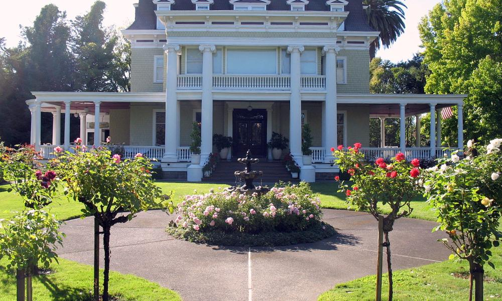 Churchill Manor in Napa