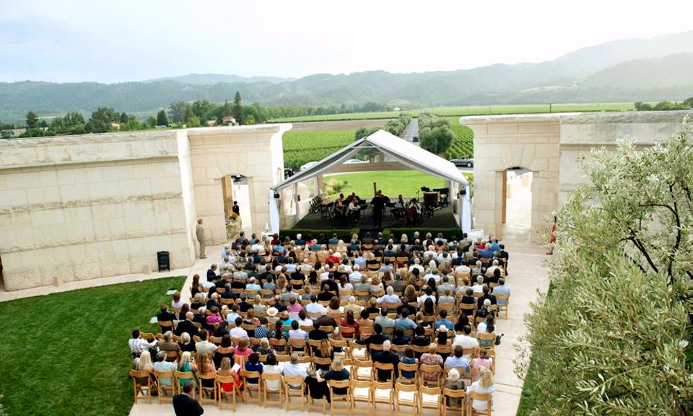 Festival Napa Valley at Opus One