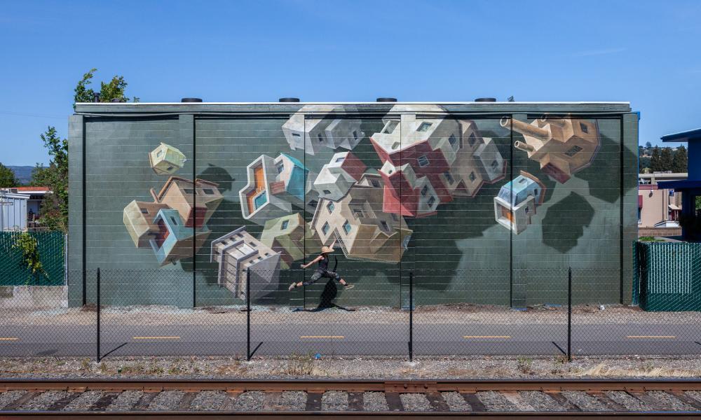 Rail Arts District Napa