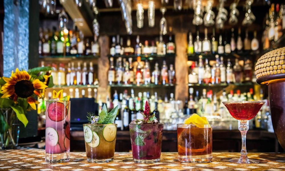 Where to grab a cocktail in Napa Valley: Goose & Gander Cocktails