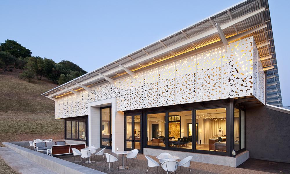 Modern Architetcure – Odette Estate