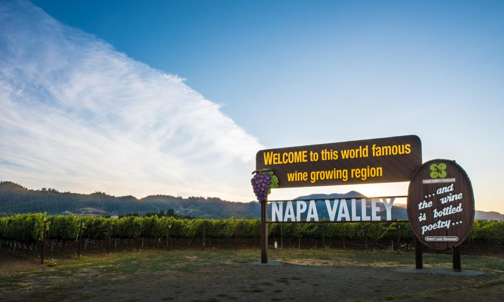 First-Timer's Guide to Napa Valley
