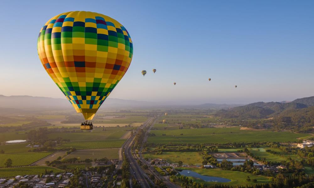 Napa Valley Town Guide Yountville