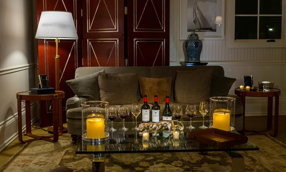 The Most Romantic Things to do in Napa Valley – Silver Trident Candlelight Tasting