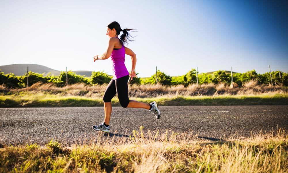 Running Napa Valley Vine Trail